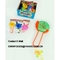 Buy cheap candy toy& toy candy Happy Lamb Flying Saucer from wholesalers