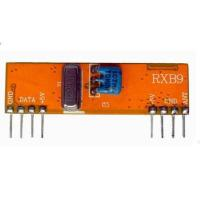 Buy cheap 315~434MHZ ASK SUPERHETERODYNE RECEIVER MODULE from wholesalers