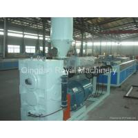 Buy cheap PE/PP Foamed Profiles Extrusion Line from wholesalers