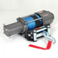 Buy cheap Products List 4500 lb Waterproof Electric UTV Winch from wholesalers