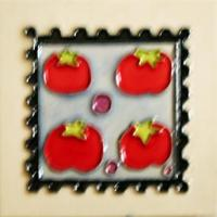 Buy cheap Ceramic&Porcelain Hand-painted Ceramic Tile from wholesalers