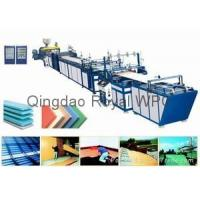 Buy cheap XPS Preservation Foam Board Porduction Line from wholesalers