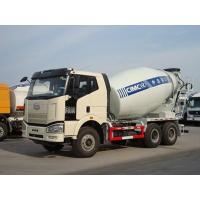 China Tank Vehicle Series FAW J6 Chassis ... Product name:FAW J6 Chassis Cement Mixer on sale