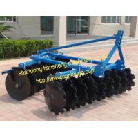 Buy cheap Disc Harrow Series middle -duty disc harrow from wholesalers