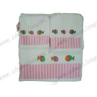 Buy cheap Catogory:Towel seriesProduct Name:Fish design towel seriesProduct Code:CL815Description:100% cotton fish embroidery towel series from wholesalers
