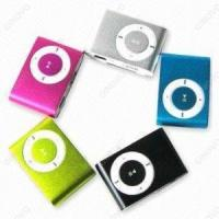 Buy cheap 1GB MP3 Player with 3.5mm Audio Jack and Music Playback Time Up to 8 Hours P1 from wholesalers