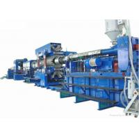 Buy cheap PVC/PE Double Wall Corrugated Pipe Extrusion Line from wholesalers