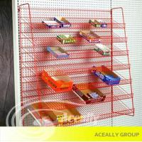 Buy cheap Metal Display Rack Wire Candy Rack for Gondola from wholesalers