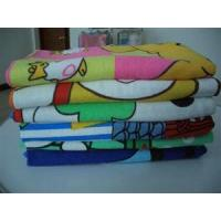 Buy cheap Velour Beach Towels from wholesalers