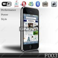 Buy cheap F003 WiFi Touch Screen Cell Phone with MSN, Email, Opera Mini, Bluetooth, TV from wholesalers