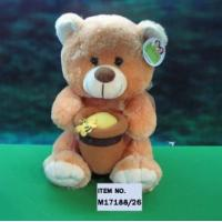 Buy cheap PLUSH TOYS plush bear toy from wholesalers
