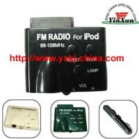 Buy cheap FM Transmitter Ipod port product
