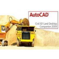 Buy cheap AutoDesk Autocad Civil 3D 2009 Land Desktop C from wholesalers