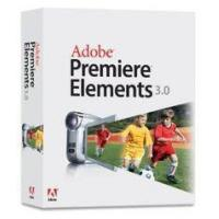 Buy cheap Adobe Premiere Elements 3.0 from wholesalers
