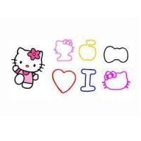 Buy cheap Hello kitty silly bandz product