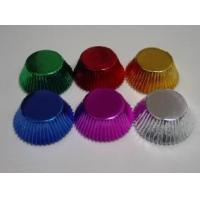Buy cheap Foil baking cup Foil baking cup from wholesalers