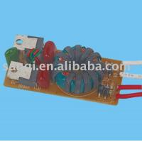 Buy cheap Electronic transformer for halogen lamp/track light from wholesalers