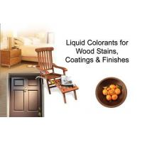 Buy cheap LIQUID Colorants for Wood Stains, Coatings & Finishes from Wholesalers