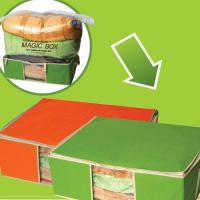 Buy cheap Non-woven box-vacuum bag inside from wholesalers