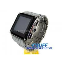 Buy cheap W818 Quad Band Stainless Steel Waterproof Watch GSM Mobile Phone from wholesalers