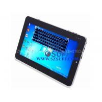 Buy cheap WinPad 10.1 Inch Capacitive Touch Screen Tablet PC - Intel Atom N455 Laptop from wholesalers