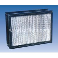 Buy cheap Heat resistant Hepa filter from wholesalers
