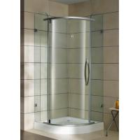 Buy cheap Quadrant shower enclosure with single swing door-VR-B831 from wholesalers