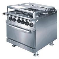 Buy cheap CR4/R Marine Cooking Gange w/Oven(4 Round Hot Plates) from wholesalers