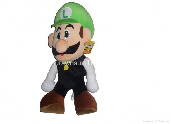 Buy cheap Plush toys-Mario & Lugi from wholesalers