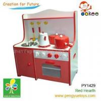 Wooden play kitchen sets quality wooden play kitchen for Kids kitchen set sale