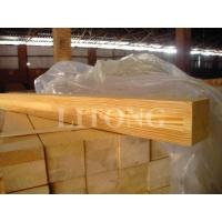 Buy cheap 3 Ply Finger-jointed Laminated Window Scantling - Siberian Larch from wholesalers