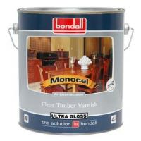 Buy cheap Monocel Clear Timber Varnish from wholesalers