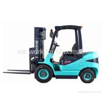 Buy cheap 3t forklift with ISUZU C240 engine from wholesalers