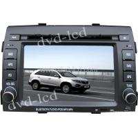 Buy cheap Kia Sorento car special dvd player with high definition lcd monitor Navigation from wholesalers