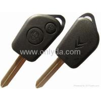 Buy cheap Car Lock Citroen Elysee remote key blank from wholesalers