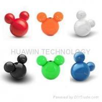 Buy cheap 2GB Mickey Mouse Style MP3 Player / Six Color / 6 Pieces Per Packa from wholesalers
