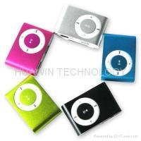 Buy cheap MP3 players clip - MP3 Player Clip 1GB - Free Silicone Skin from wholesalers