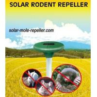 Buy cheap solar rodent repeller from wholesalers
