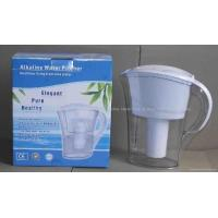 Buy cheap 2L Alkaline water Picther/alkaline water filter cartridges from wholesalers