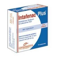 Buy cheap Intafenac Plus IM Injection from wholesalers