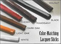 Buy cheap Lacquer Burn-In Knife product