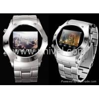 Buy cheap Quad-band Watch Mobile Phone copy W968 from wholesalers