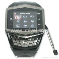 Buy cheap Quad-band Watch Mobile Phone copy GD910 from wholesalers