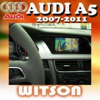 Buy cheap WITSON Car DVD Player With GPS For Audi A5 2007-2011 from wholesalers