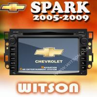 Buy cheap WITSON Car DVD Player With GPS For CHEVROLET SPARK (2005-2009) from wholesalers
