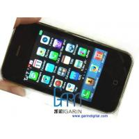 Buy cheap iPhone 3Gs 32GB W001 WIFI MSN JAVA Google MAP eBuddy mobile phone from wholesalers