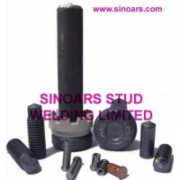 Buy cheap Weld Shear Studs Shear Stud/ Shear Connector/Weld stud ISO13918 from wholesalers