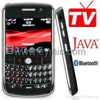 Buy cheap 8900 TV Trackball QWERTY full keyboard Mobile Phone with dual cameras gravity 8900 TV from wholesalers