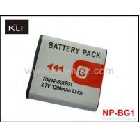 Buy cheap Camera Battery NP-BN1 for Sony from wholesalers