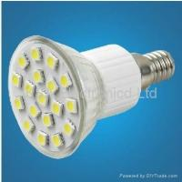 Buy cheap Led Bulb JDR E14 cup JDRE14-21SMD from wholesalers